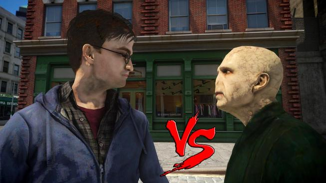 Tvůrci GTA žalují BBC za film s Harry Potterem