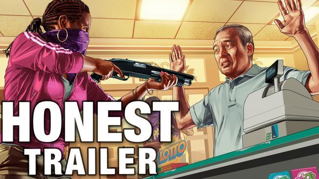 Upřímný trailer na Grand Theft Auto Online si nebere servítky