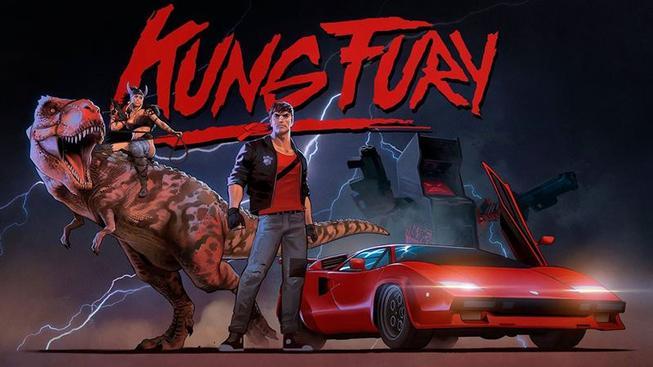 Co je sakra Kung Fury a proč to musíte vidět