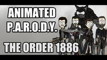 Kreslená parodie na The Order 1886 řeší, proč hra neuspěla