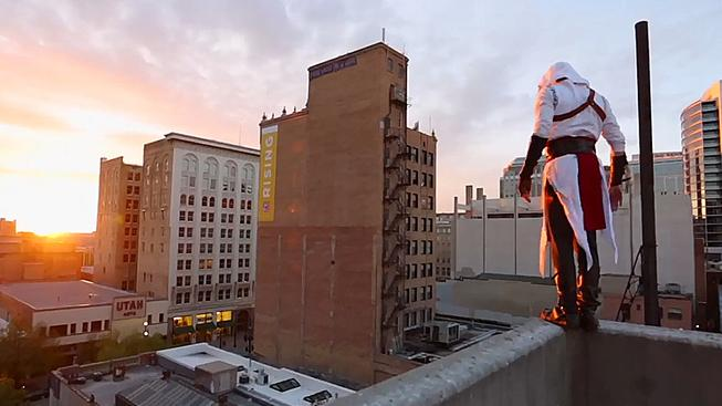 Assassins-Creed-Meets-Parkour-in-Real-Life