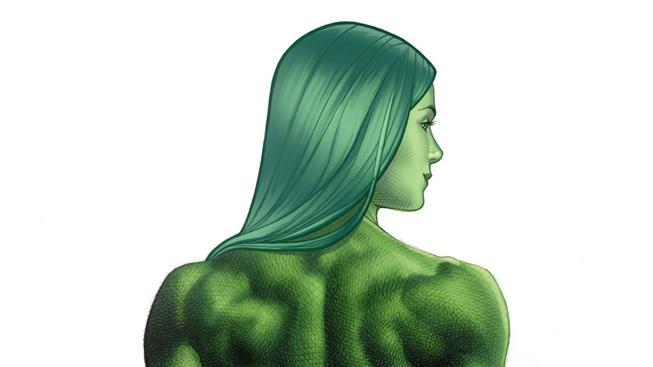 Nahatý Iron Man, Hulk nebo Daredevil - všichni se svlékli pro časopis