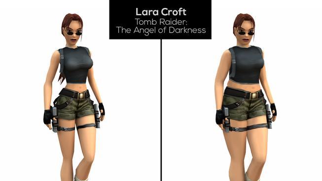 Jak by vypadaly hrdinky z her, kdyby pořádně baštily