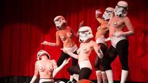 Star Wars jako burleska aneb striptýz s pořádnou dávkou humoru