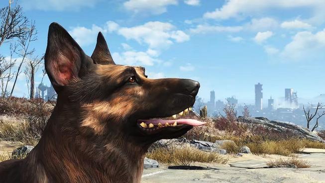 Podívejte se na reálnou předlohu Dogmeata z Fallout 4