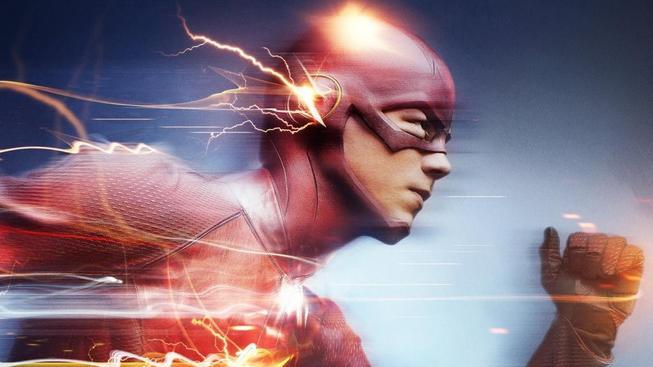 Pokažené záběry ze seriálu The Flash jsou k popukání