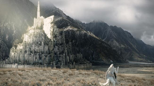 Podpořte projekt, který chce postavit Minas Tirith - v životní velikosti!