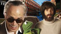 Když si Stan Lee otevře pusu na žabáka Kermita