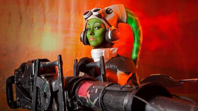 Sobotní cosplay: Hera Syndulla z Hvězdných válek