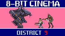 8bitová hra ve stylu District 9 je boží!