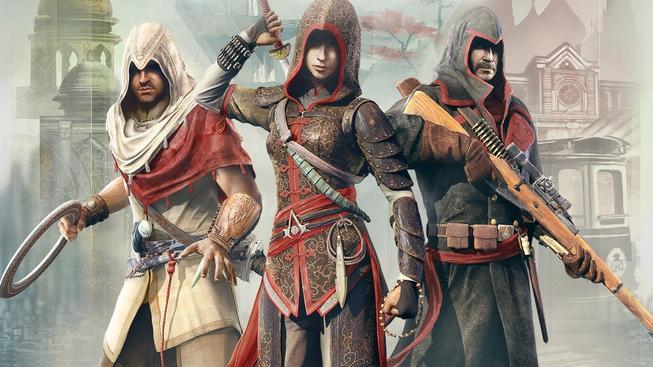 Fanoušek přemluvil původního herce Ezia k předabování Assassin's Creed Chronicles
