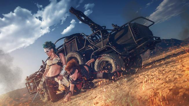 Páteční cosplay: krásky inspirované Mad Maxem