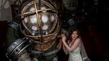 Svatba ve stylu Bioshocku