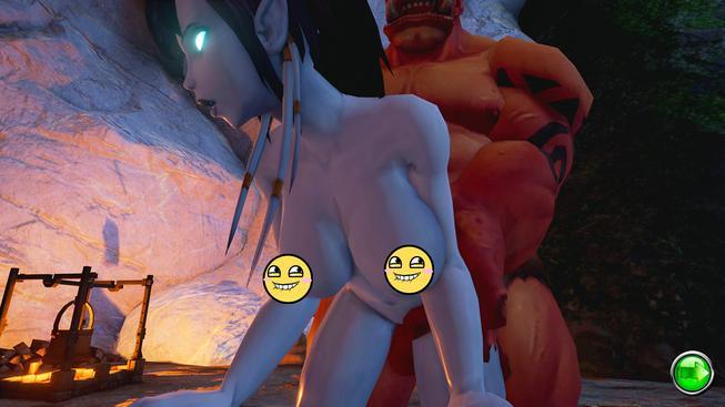 WhoreCraft-Dranei-Ogre-Sex kopie