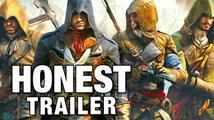 Na tohle jsme čekali! Upřímný trailer na Assassin's Creed Unity přesně vystihuje problémy téhle hry