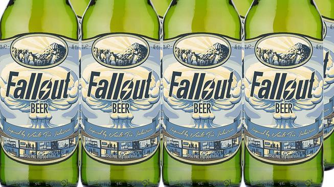 Falloutí pivo se bude prodávat jen v Británii