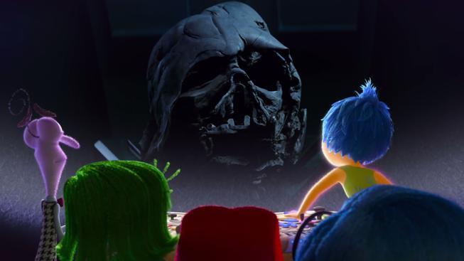 Jak by reagovaly postavičky z filmu V hlavě na trailer k novým Hvězdným válkám? Sám Pixar vám to ukáže