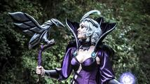 Germia cosplay