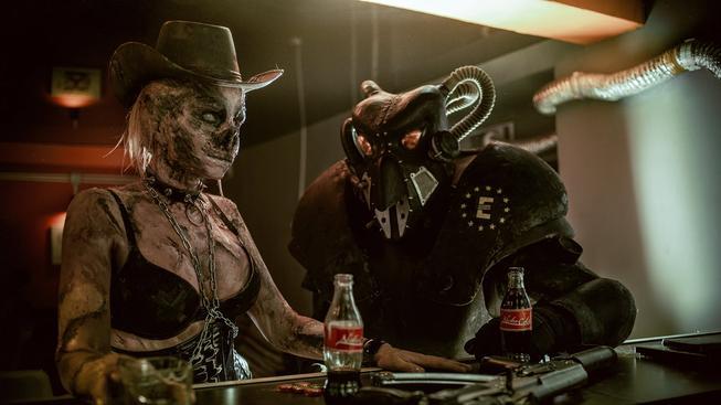 Sexy mutantka z Fallout New Vegas vám zamotá hlavu
