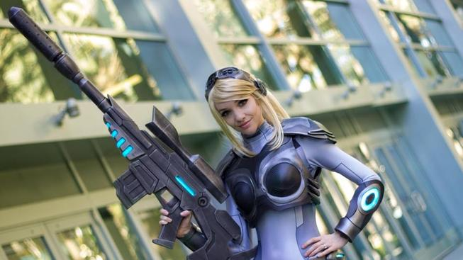 Lyz Brickley Starcraft II