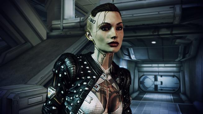 Perfektní cosplay Jack z Mass Effect 3