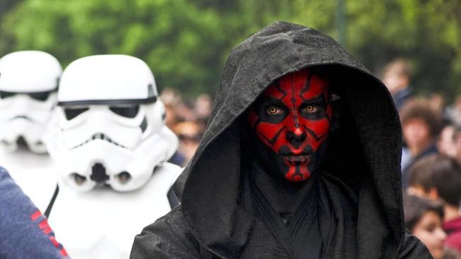 Reakce fanoušků před zhlédnutím a po zhlédnutí Star Wars: Skrytá hrozba