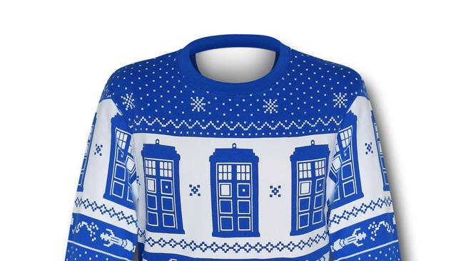 Devatenáct nerdských svetrů, které byste měli rozhodně nosit letošní Vánoce