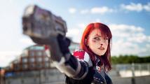 Skvělá Shepardka z Mass Effectu v provedení kanadské cosplayerky