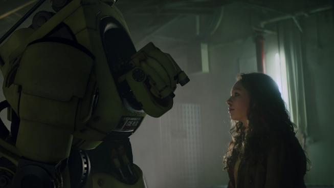 Podívejte se na krátký film o dívce a jejím robotovi. Stojí za to!