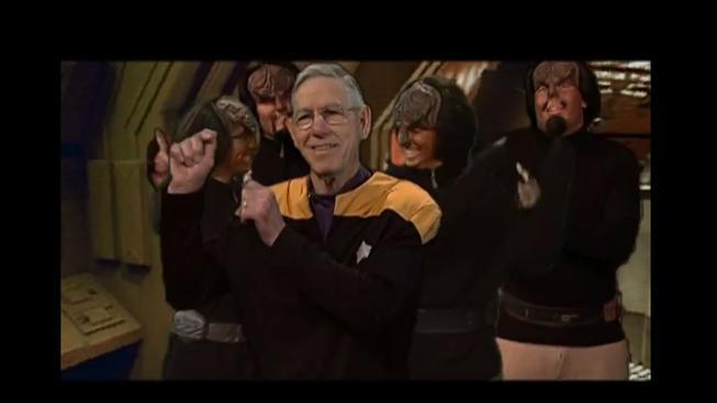 Tak hrozné, až je to geniální - bandička křesťanských profesorů natočila svojí verzi Star Treku