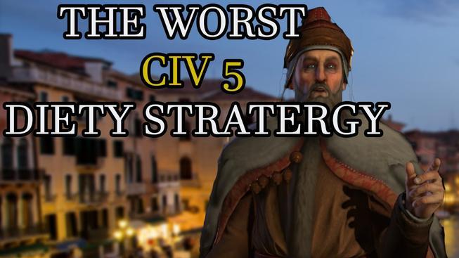 Podívejte se, jak zvítězit v Civilizaci V ve scénáři, co nelze vyhrát
