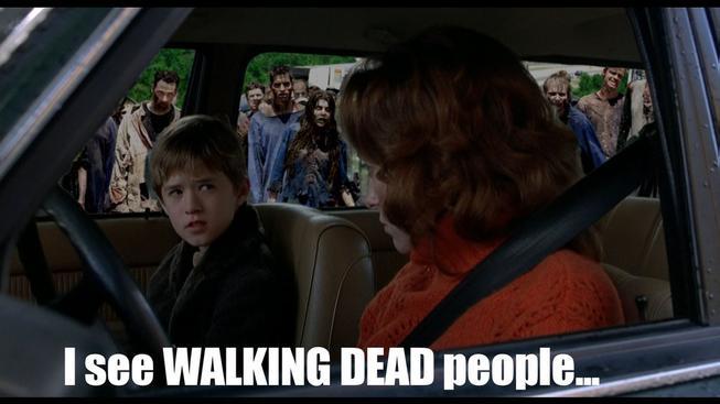 Máte pocit, že je každá série The Walking Dead vlastně pořád stejná? Tak to se podívejte na tohle video