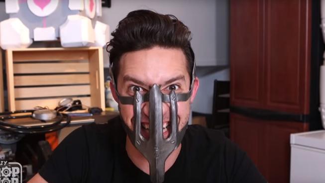 Vyrobte si vlastní masku na obličej z filmu Mad Max!
