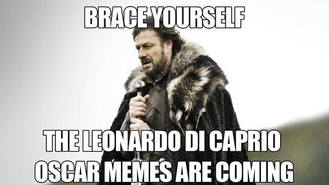 Reakce internetu na to, že Leonardo DiCaprio vyhrál Oscara