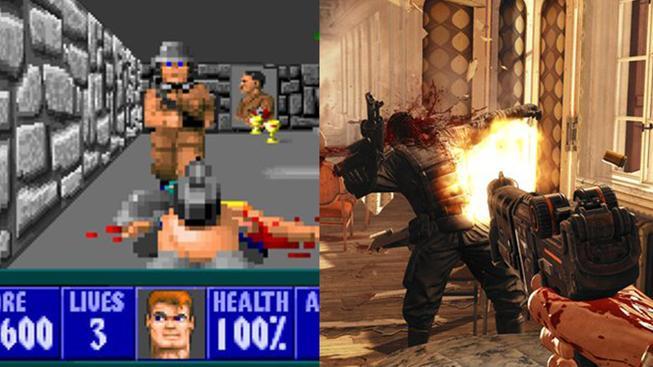 Připomeňte si, jak vypadaly známé hry před 15 lety a jak vypadají nyní.