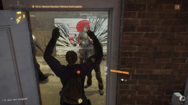 Trollové brání ostatním hrát The Division. Stojí jednoduše ve dveřích a nikoho nepouští.