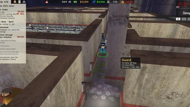 Pět měsíců trvalo hráčům objevit 3D mód v Prison Architect! Sami tvůrci hry byli zaskočeni.