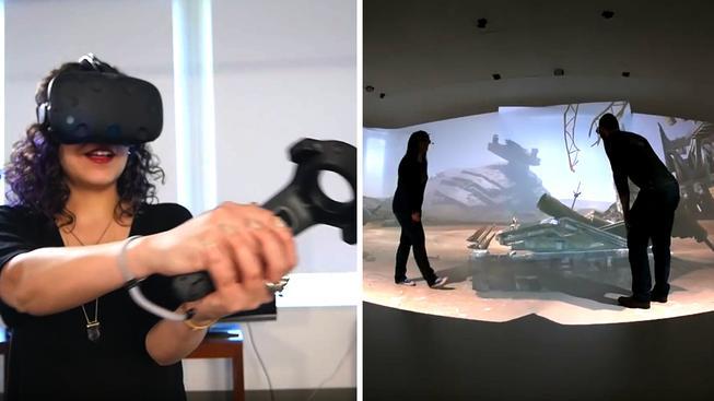 První pořádné profesionální využití VR zřejmě bude pro Star Wars. Podívejte se na video!
