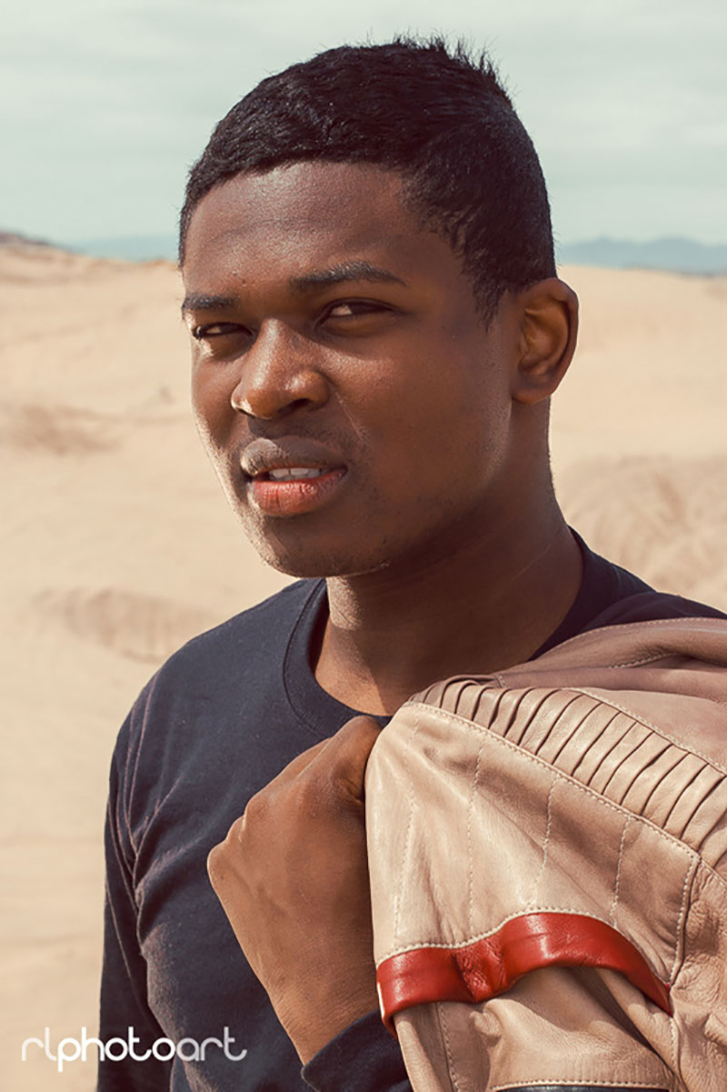 The Real Finn and Rey