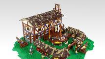 Komunita Age of Empires II převedla hru do Lego podoby
