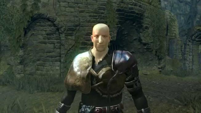Hráč Dark Souls III se převlékl za NPC a trolil ostatní