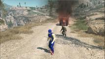 Jedna z nejbizarnějších věcí, které jste dneska viděli – Raiden jako Sonic v MGSV