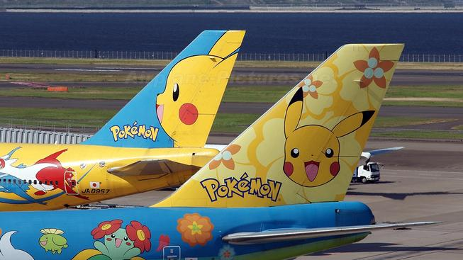 pokemon jet