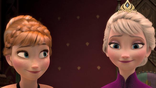 Internet chce, aby Elsa z Frozen byla v pokračování lesba