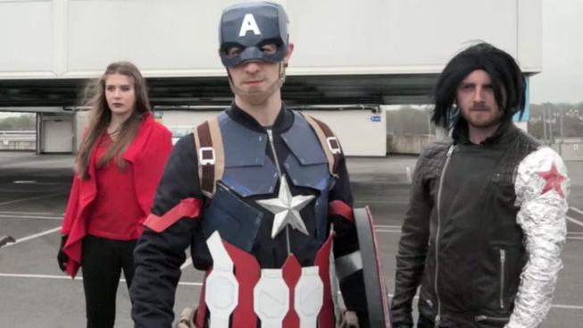 Jak by vypadal trailer na Captain America: Občanská válka za pár korun? Tohle musíte vidět!