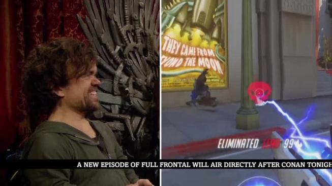Lannisteři si zahráli Overwatch – skončilo to obdivováním zadků
