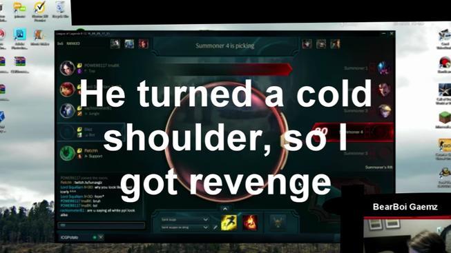 Hráče League of Legends vyděsilo tajemné klepání, jeho reakce je neuvěřitelná