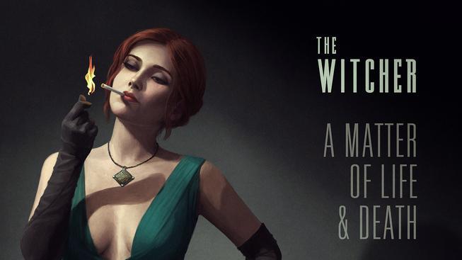 Witcher 3 Aston