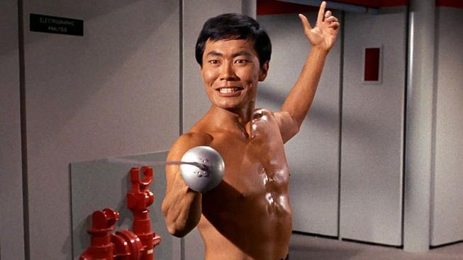 Gay herec ze Star Treku je proti tomu, aby jeho postava byla gay