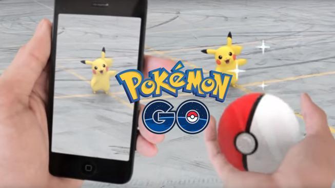 Šest vtipných příspěvků o Pokémon Go ze sociálních sítí